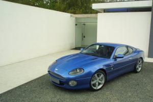 Aston-Martin DB7 GT (2002-2004)