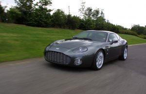 Aston-Martin DB7 Zagato (2003)