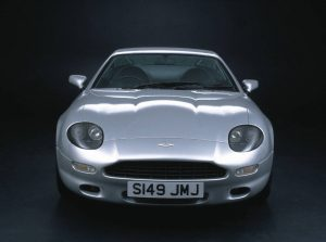 Aston-Martin DB7 Alfred Dunhill