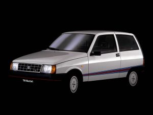 Autobianchi Y10 Turbo Martini - Série Spéciale