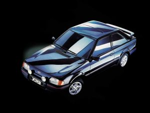 Ford Escort XR3i Phase 2 (1986)