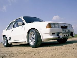 Ford Escort RS 1700 Turbo Groupe B Prototype