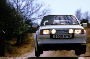 Ford Escort RS Turbo Mk1 (1985)