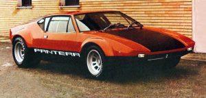 de Tomaso GT4 (1973)