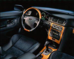 Volvo C70 Coupé intérieur boîte automatique