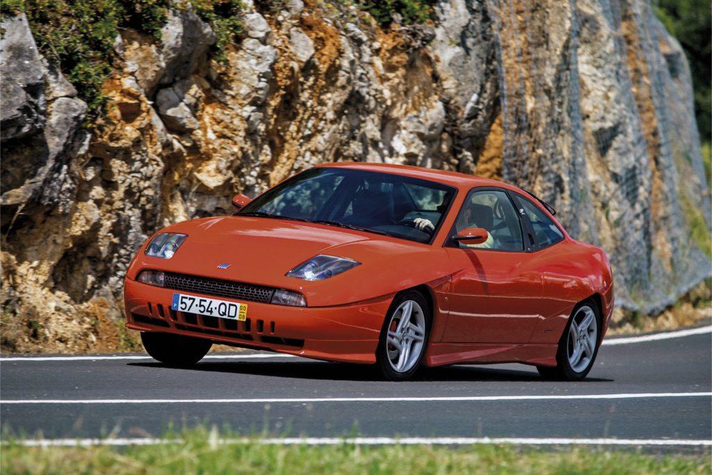 Fiat Coupé 20V Turbo Plus