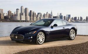 Maserati GranTurismo (2007)