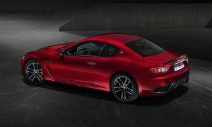 Maserati GranTurismo FL MC Centennial Edition (2014)