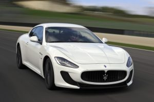 Maserati GranTurismo MC Stradale (2010)