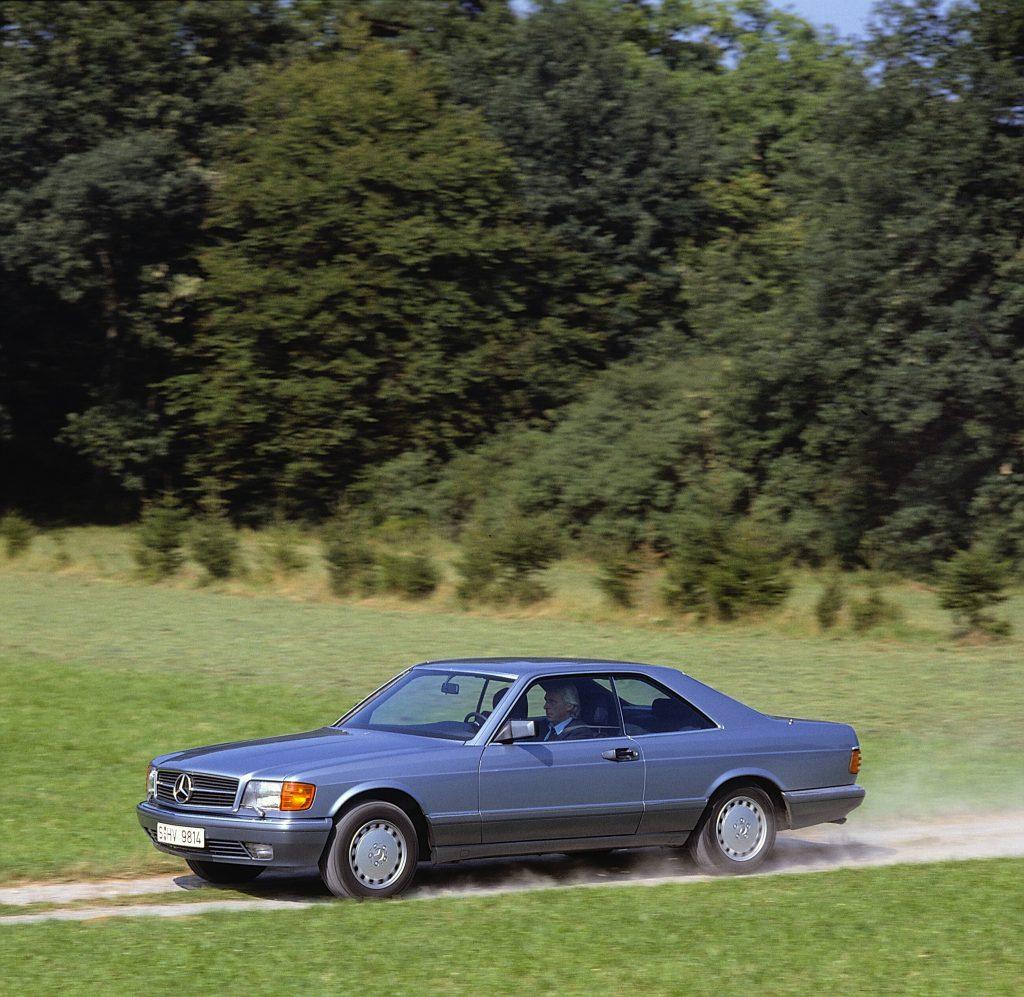 Mercedes-Benz 420 SEC W126 (1985)