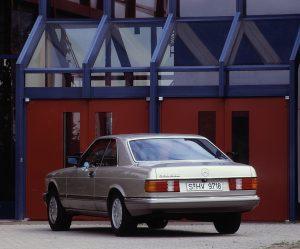 Mercedes-Benz 560 SEC W126 (1985)