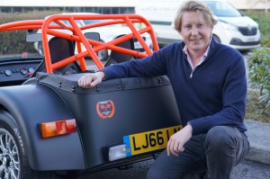 1000th Caterham Academy driver 3