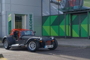 1000th Caterham Academy driver 4
