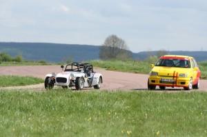 2017-04-16 Sortie Circuit Pouilly en Auxois - Association Gentlemen Driver