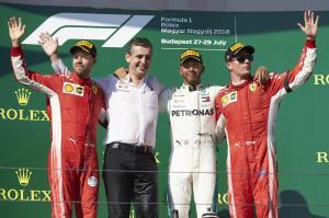 2018 07 29 GP F1 Hungaroring Hongrie