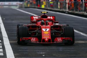 GP F1 Mexico 2018-19