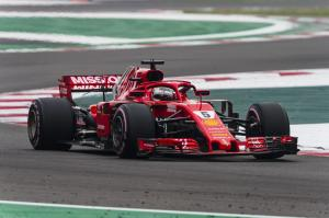 GP F1 Mexico 2018-21