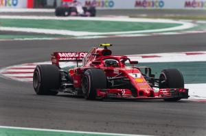 GP F1 Mexico 2018-22