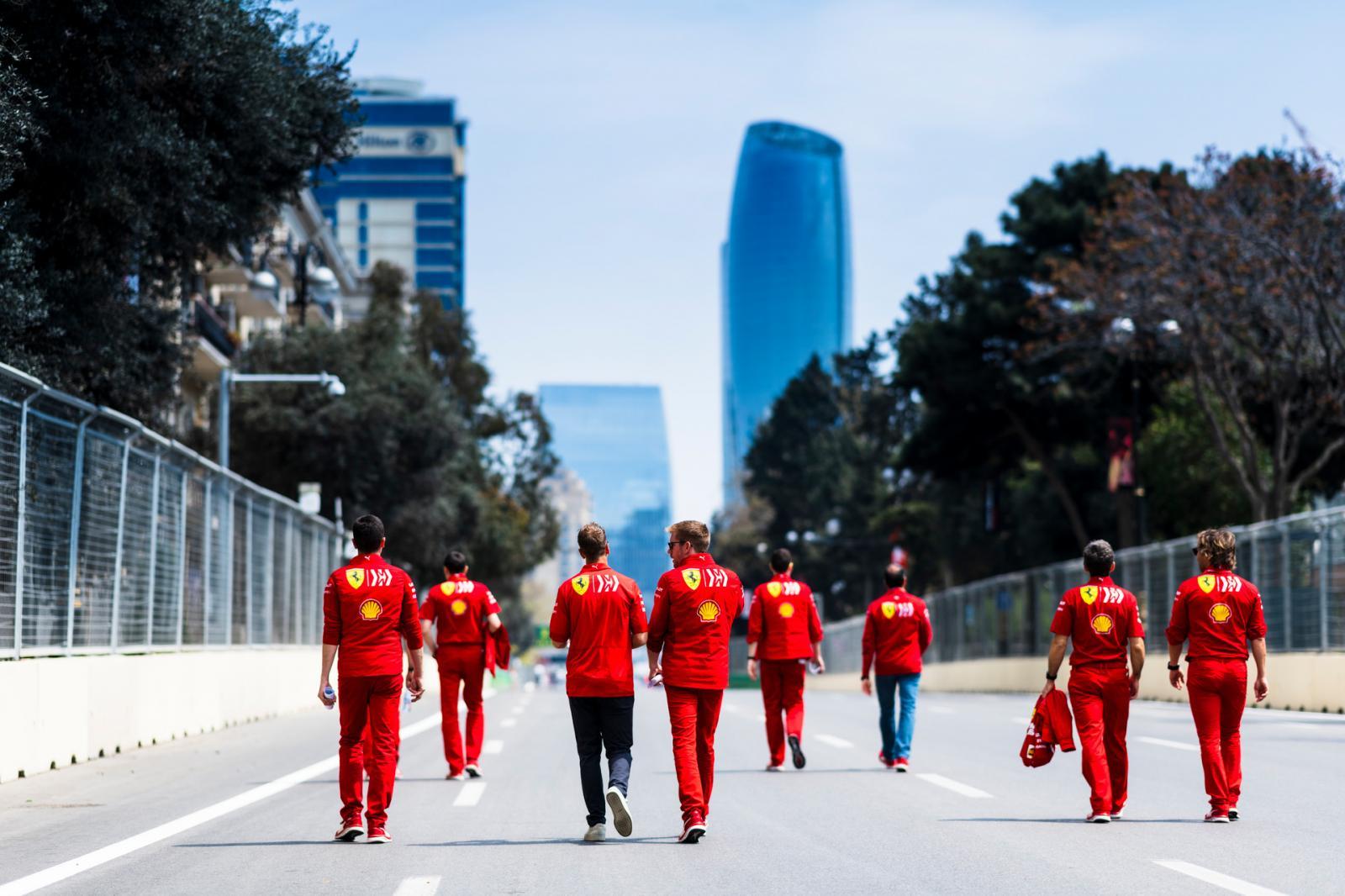 2019 GP F1 Azerbaidjan-6