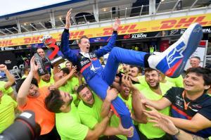 186369 Formula 1 2019 Round Eleven - Hockenheim Germany
