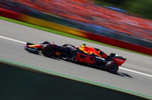 186727 Formula 1 2019 Round Thirteen - Spa Francorchamps Belgium
