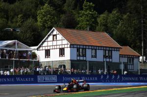 186728 Formula 1 2019 Round Thirteen - Spa Francorchamps Belgium