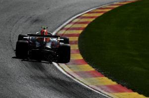 186729 Formula 1 2019 Round Thirteen - Spa Francorchamps Belgium