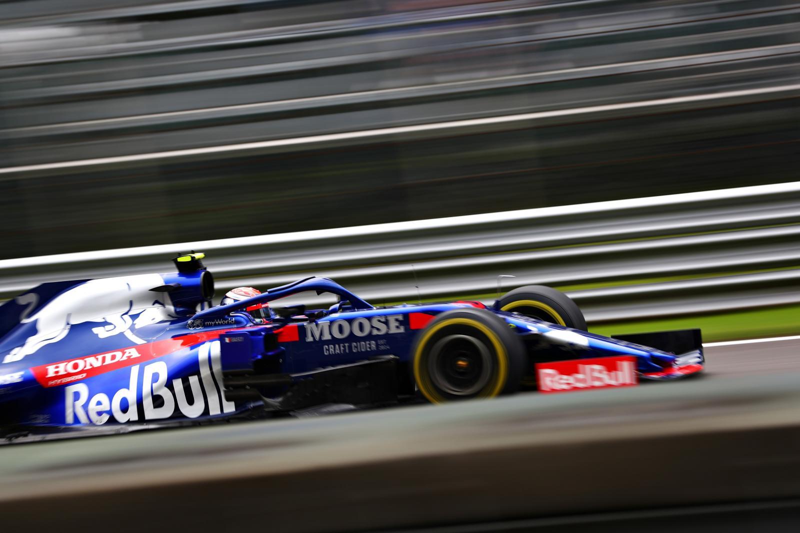 187346 Formula 1 2019 Round Fourteen - Monza Italy