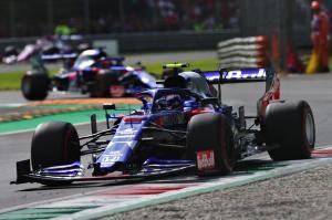 187347 Formula 1 2019 Round Fourteen - Monza Italy