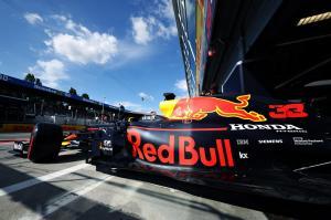 187349 Formula 1 2019 Round Fourteen - Monza Italy