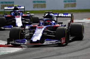187352 Formula 1 2019 Round Fourteen - Monza Italy