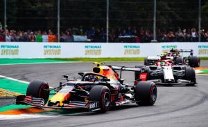 187355 Formula 1 2019 Round Fourteen - Monza Italy