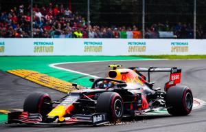 187356 Formula 1 2019 Round Fourteen - Monza Italy