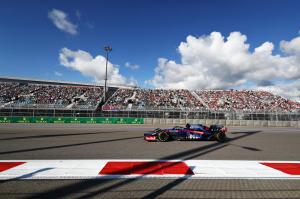 192940 Formula 1 2019 Round Sixteen - Sochi Russia