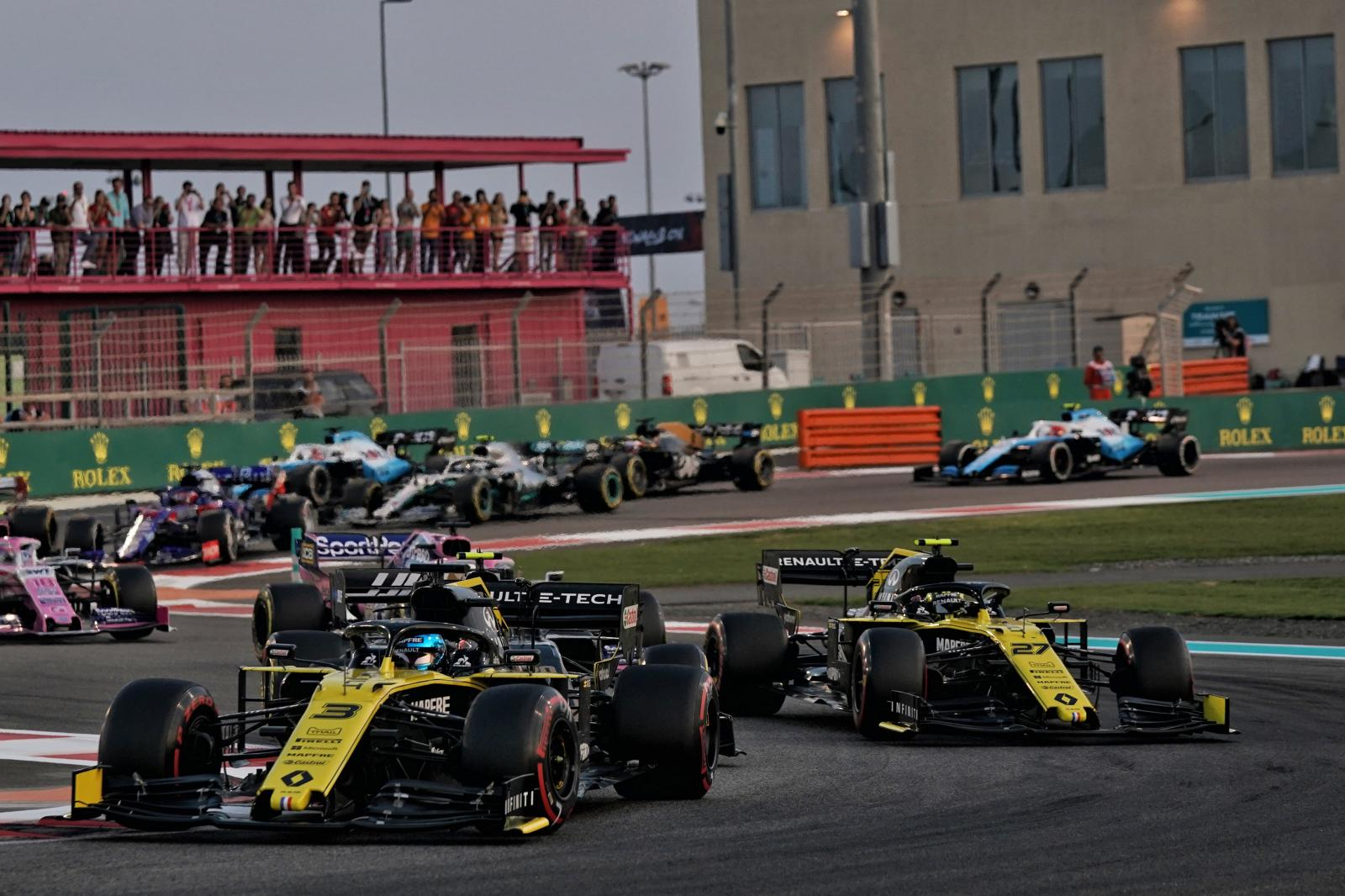 21237056 2019 - Grand Prix de Formule 1 d Abu Dhabi