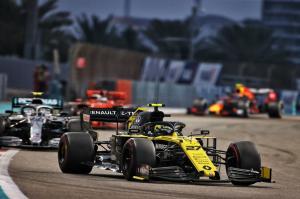 21237062 2019 - Grand Prix de Formule 1 d Abu Dhabi