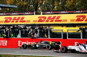 Grand Prix de Formule 1 dmilie-Romagne 2020-11