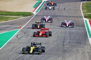 Grand Prix de Formule 1 dmilie-Romagne 2020-3