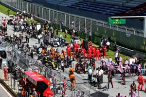 Grand Prix Rolex dAutriche de Formule 1 2020