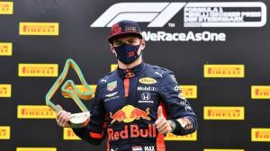 304775 Verstappen takes first 2020 podium in Austria