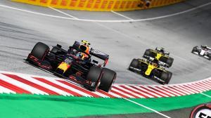 304778 Verstappen takes first 2020 podium in Austria