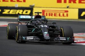2020 07 19 GP F1 Budapest Hongrie 2020