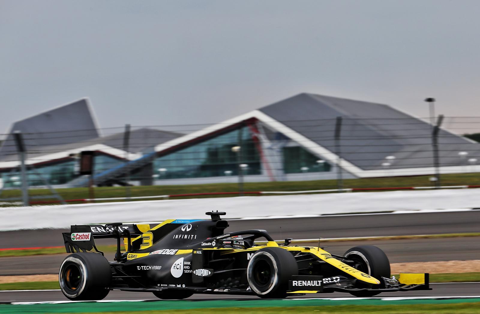 GP F1 70th Anniversaire Silverstone Angleterre 2020-6