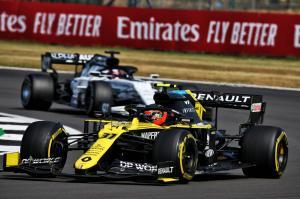 GP F1 70th Anniversaire Silverstone Angleterre 2020-12