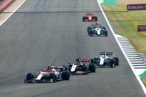 GP F1 70th Anniversaire Silverstone Angleterre 2020-17