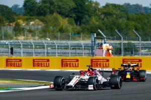 GP F1 70th Anniversaire Silverstone Angleterre 2020-20