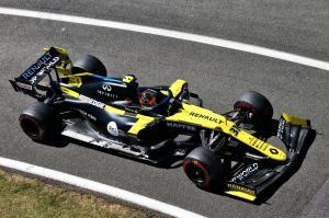 GP F1 70th Anniversaire Silverstone Angleterre 2020-7