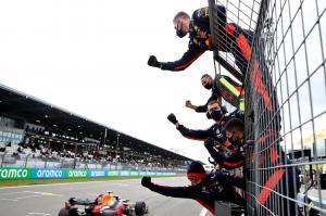 310044 Eight Podium Of The Season For Verstappen