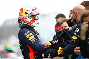 310045 Eight Podium Of The Season For Verstappen