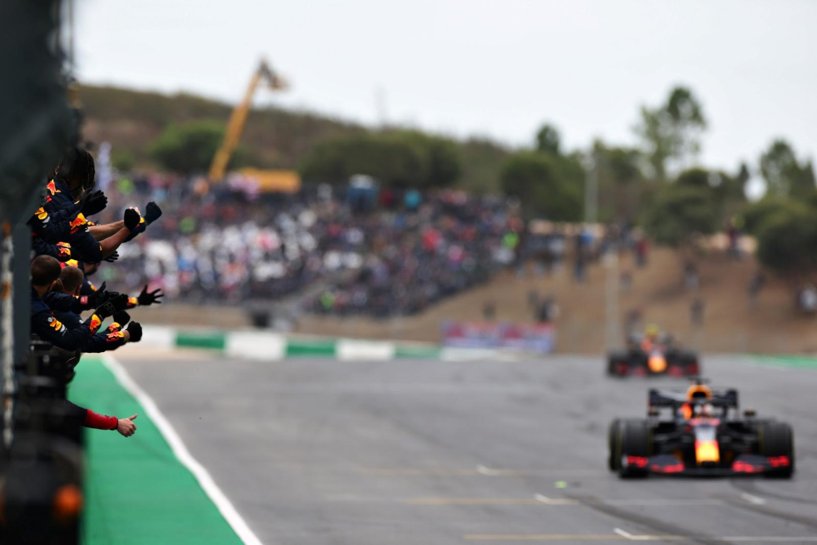312356 Another Podium For Verstappen At The Portuguese Grand Prix